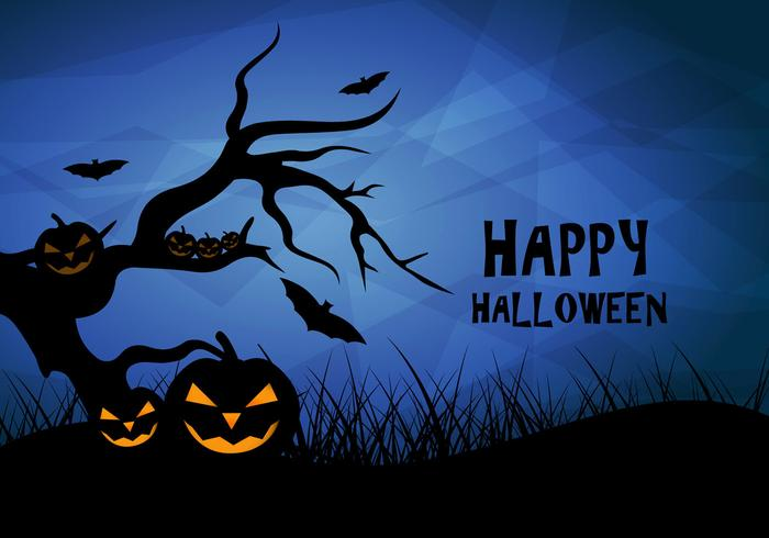 happy halloween vector design - Halloween Design
