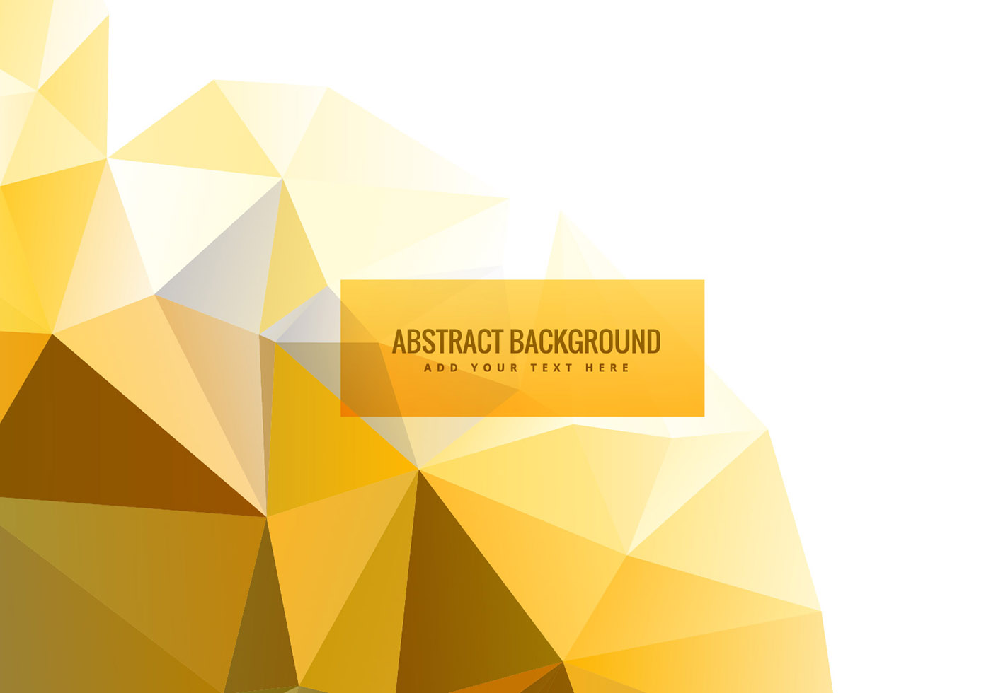 Colorful triangle geometric background - Download Free ...