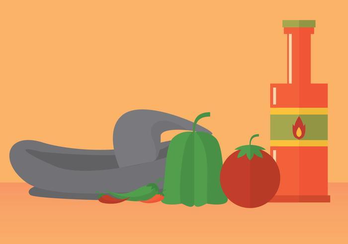 Heta pepparvektorer