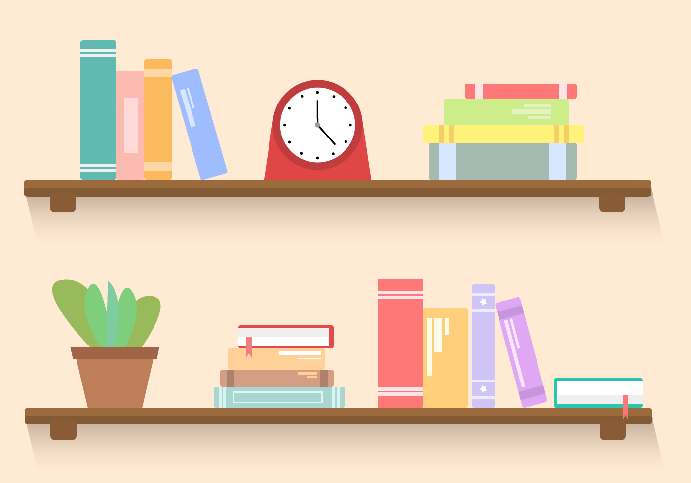 Shelf Vector Images (over 24 )