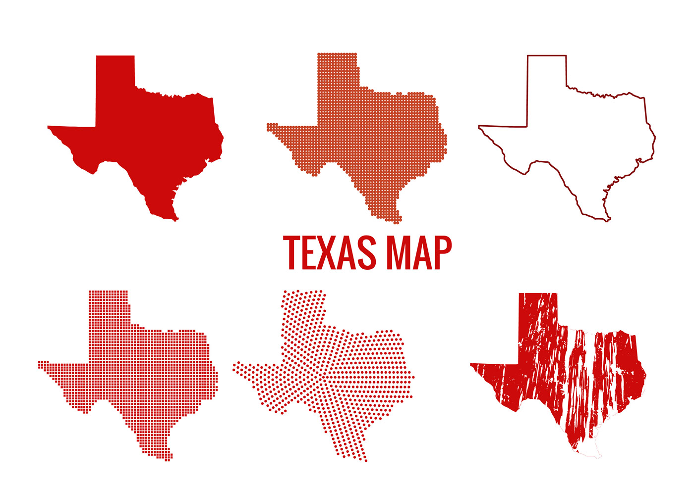 Outline Of Texas Map.Texas Outline Free Vector Art 43227 Free Downloads