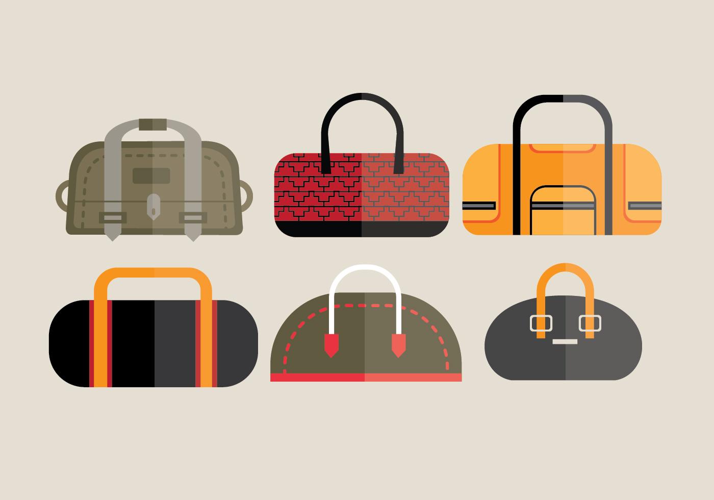 Duffle Bag Travel Set