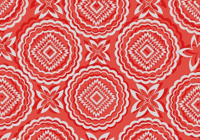 Diseño de la alfombra del área del vector