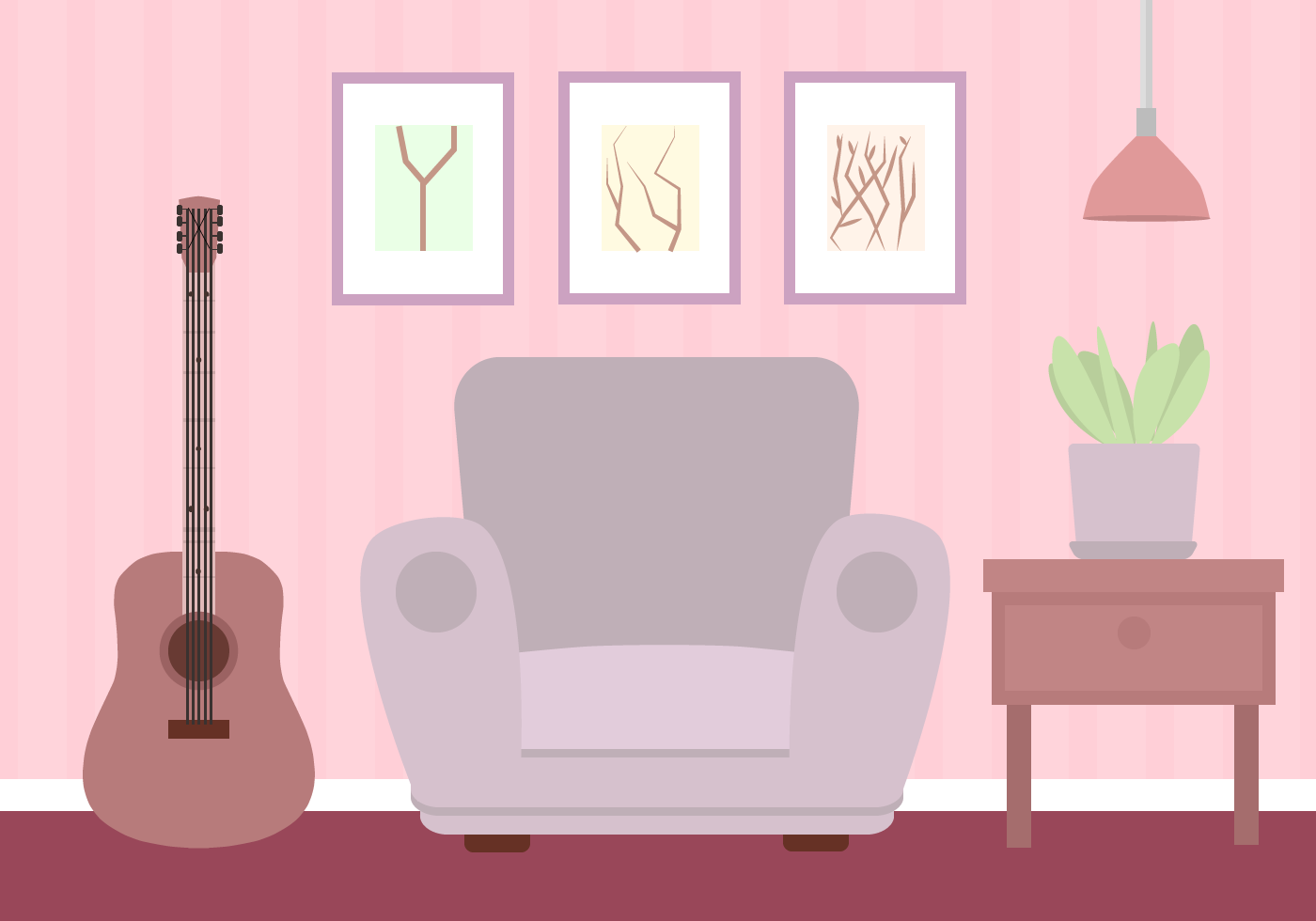 Living Room Vector Download Free Vector Art Stock
