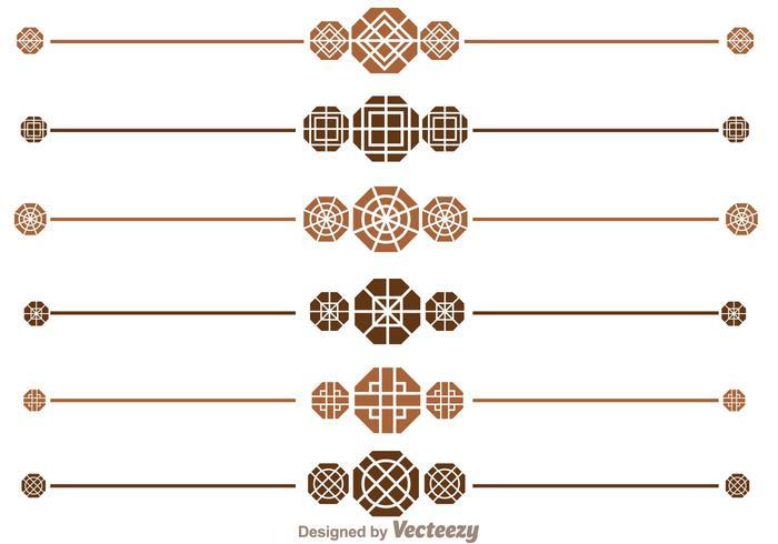 Japanese Brown Deviders