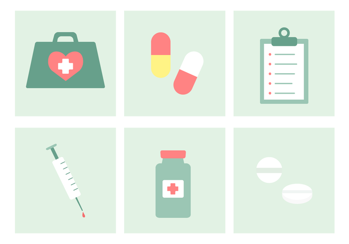 Free Medical Kit Vector