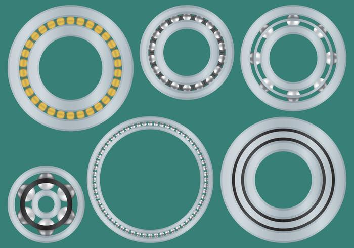 Chrome Vector Bearings