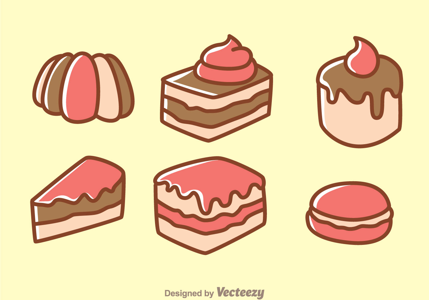 Cupcake Patterns For Cakes