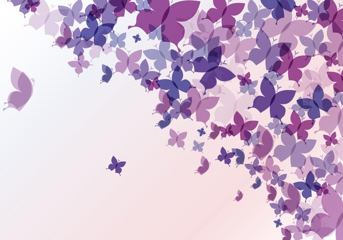 Abstract Butterfly Background Download Free Vector Art Stock
