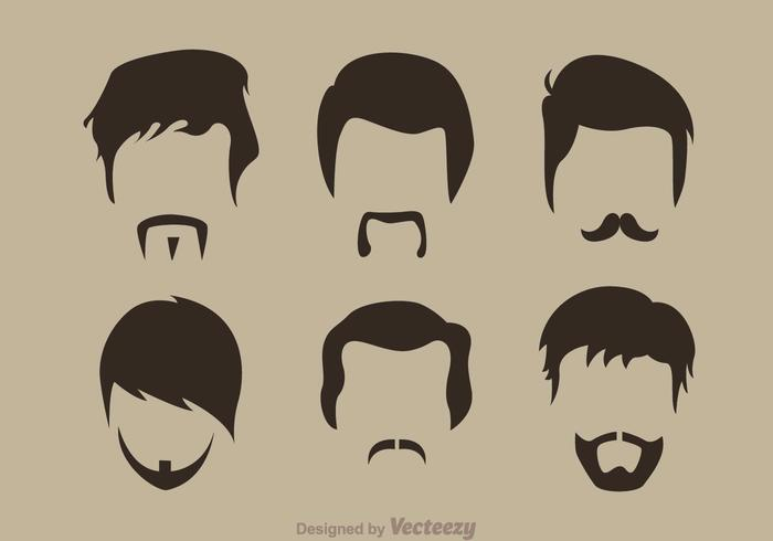 Beard Man Icons
