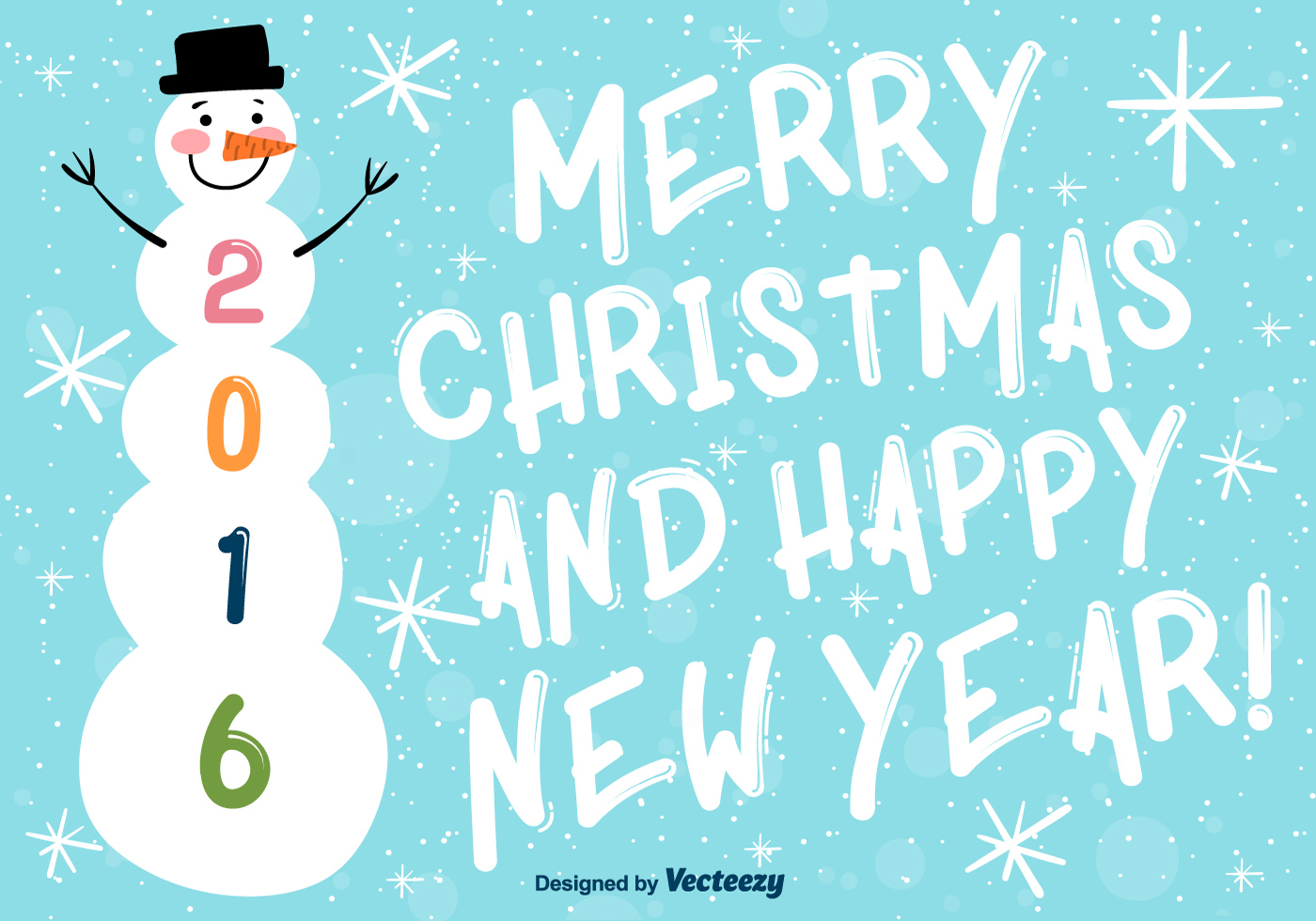 merry christmas and happy new year background download free vector art stock graphics images