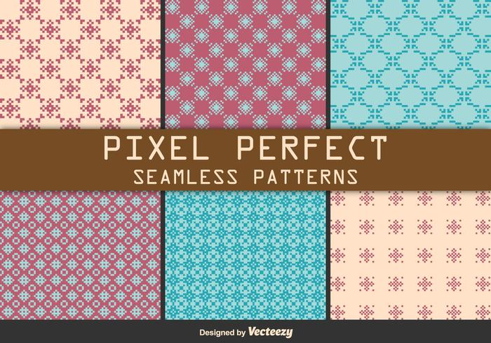 Pixel Patterns Download Free Vector Art Stock Graphics Images Amazing Pixel Patterns