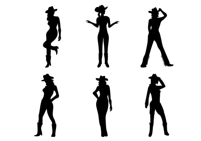 cow girl vector - download free vector art, stock graphics & images