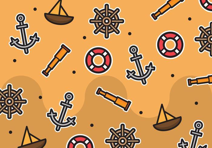Free Nautica Pattern #3