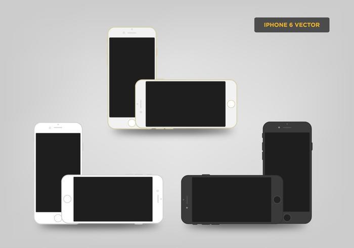 Vecteur gratuit iphone 6