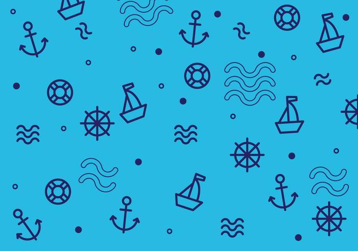 Gratis Nautica Mönster # 1