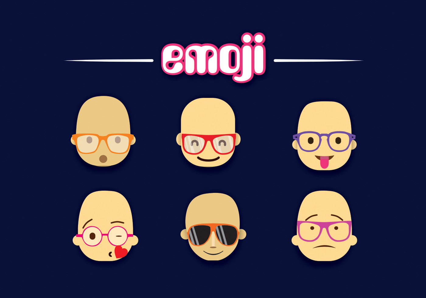 Creative emoji download free vector art stock graphics images biocorpaavc Image collections