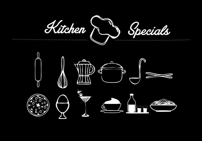 Kitchen Vector object