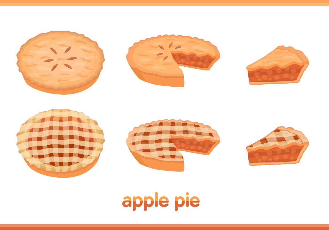 Free Food Clipart Apple Pie