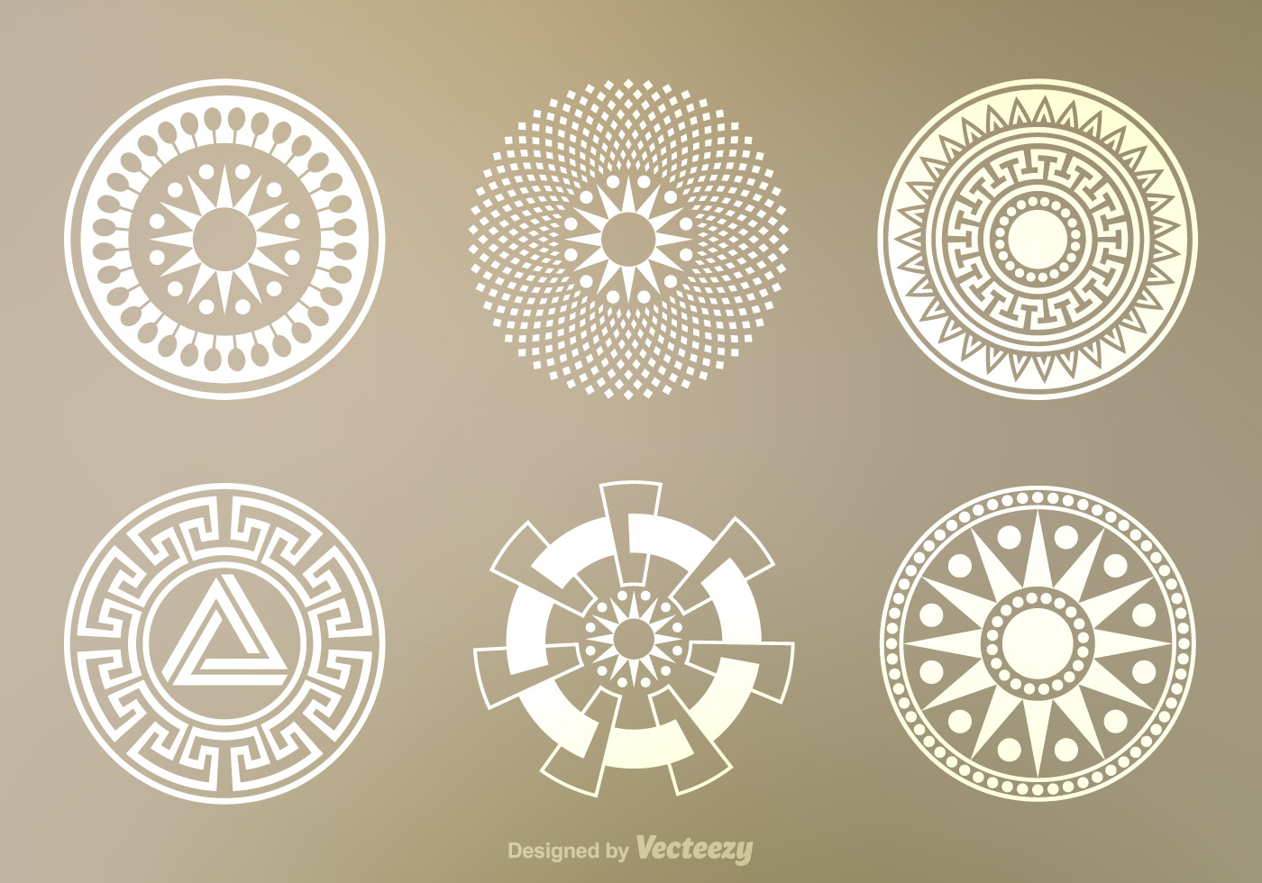 Circle Design Art : Free crop circles vector download art stock