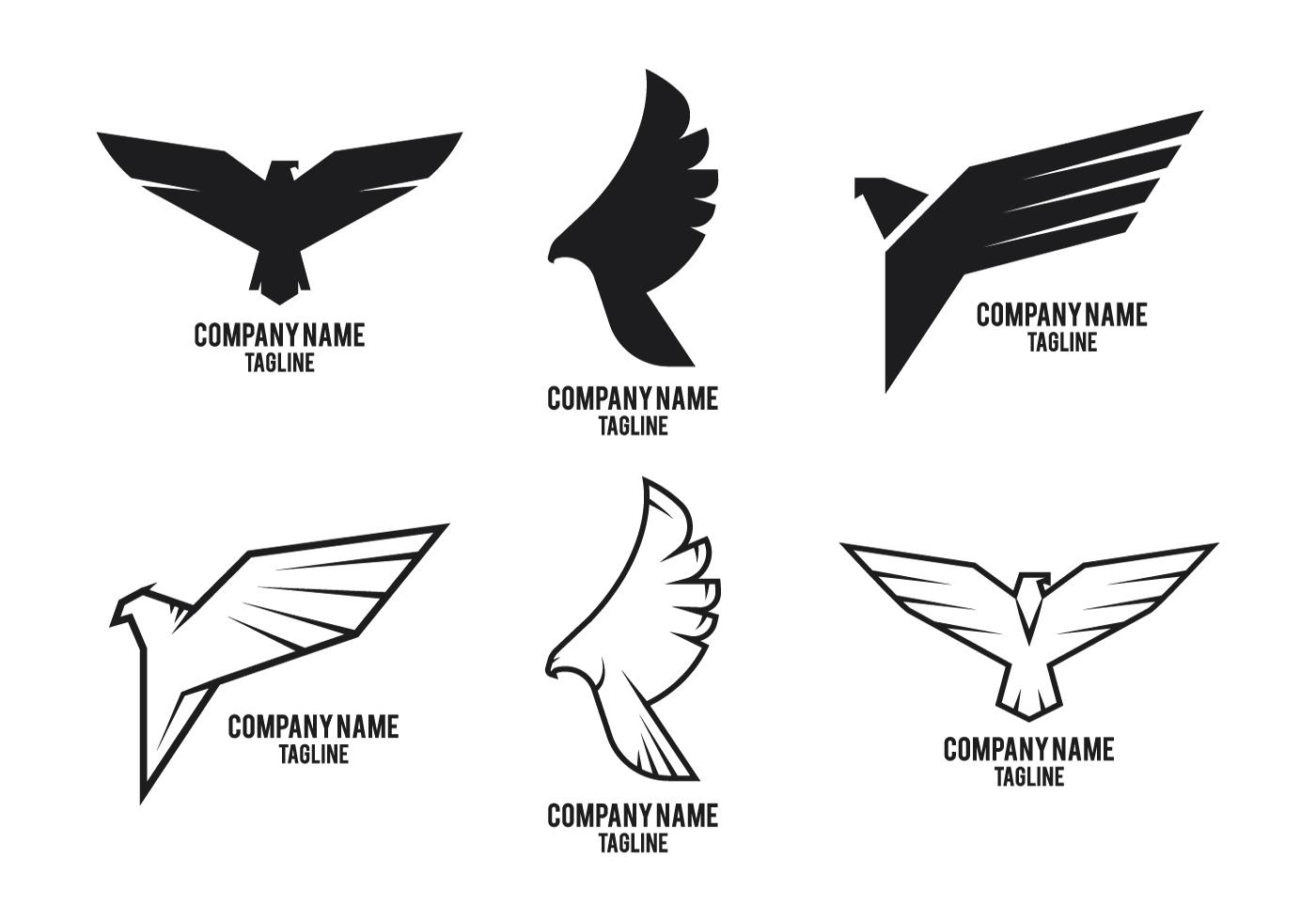 Hawk Logo Company - Download Free Vector Art, Stock ...