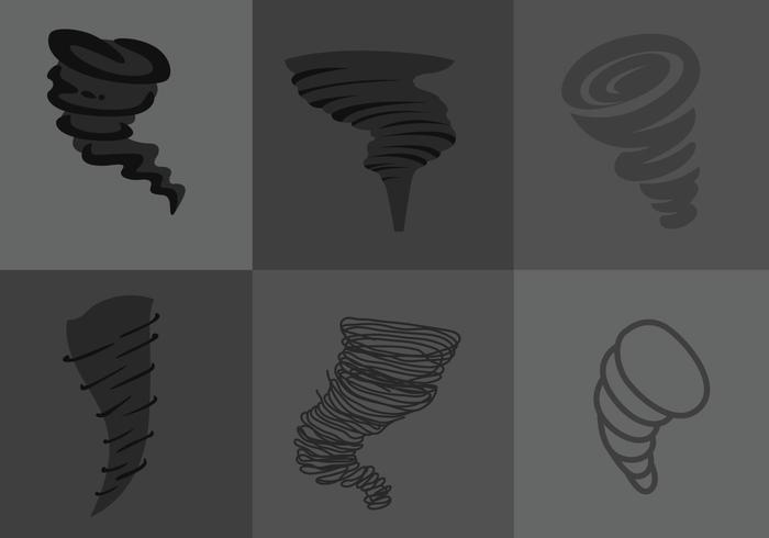 Tornado Vectors