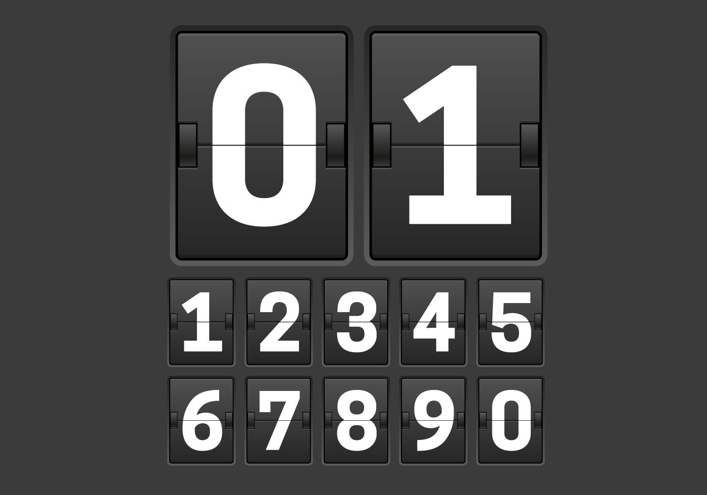 Countdown Bilder