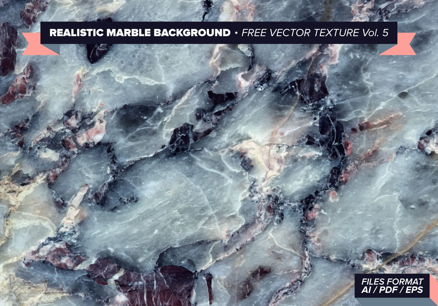 realistic marble background free vector texture vol 5   download free