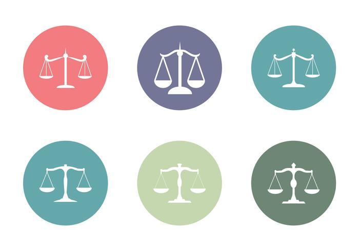 Free Law Office Vector Icon