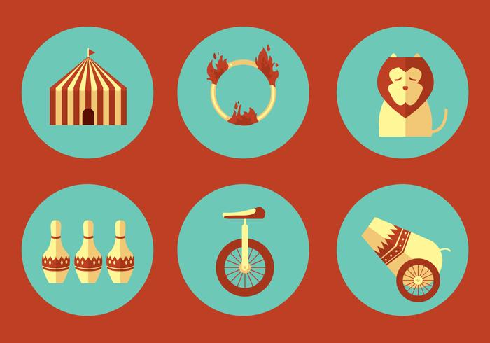 Circus Vector - Download Free Vector Art, Stock Graphics & Images