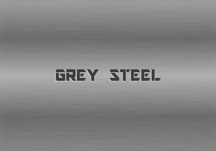 Free Gray Steel Vector