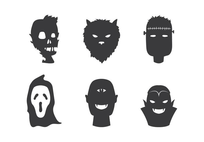 Zombie and Friends Vector