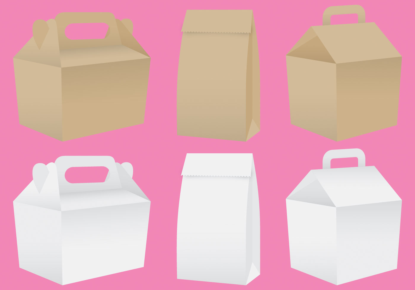 happy meal box template