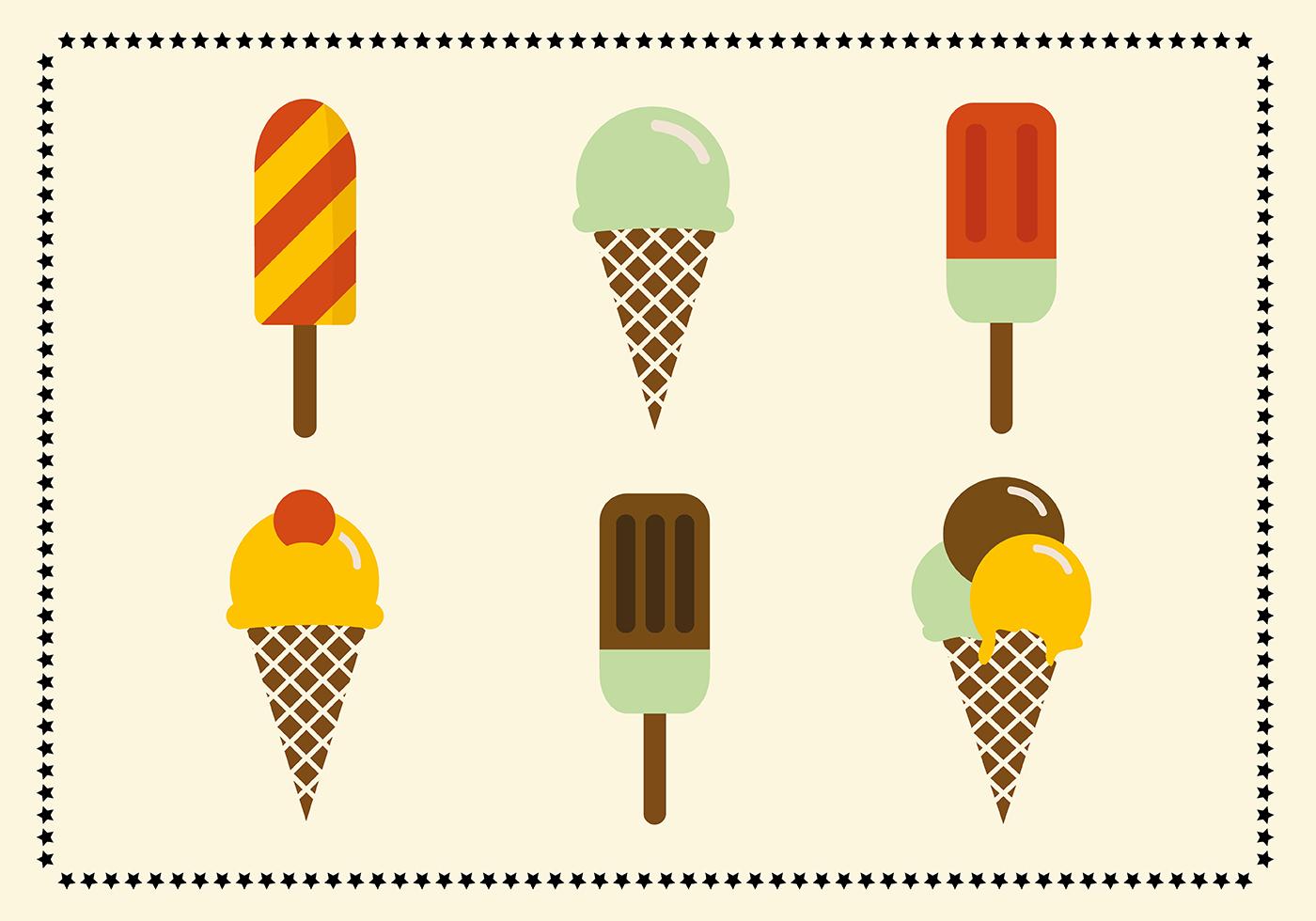 vintage ice cream clipart - photo #7