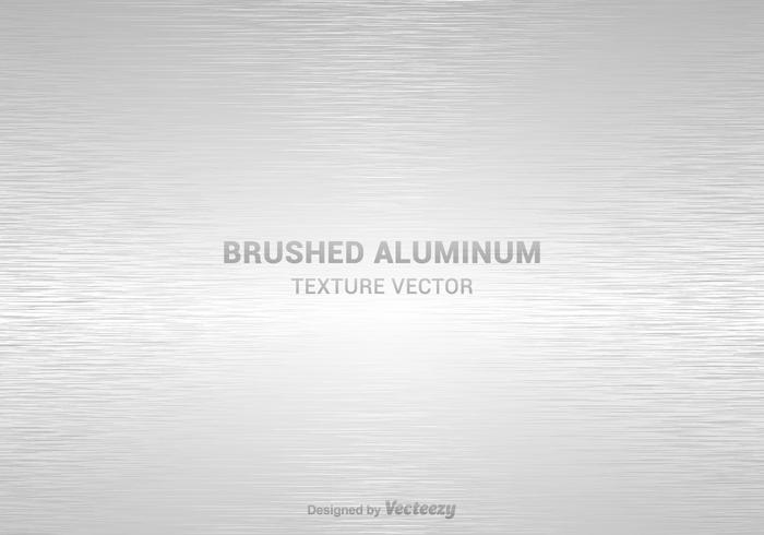 Brushed Alumunium Texture Vector