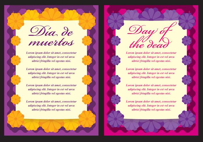 Day Of The Dead Cards