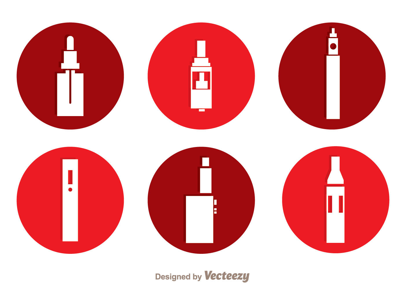 vape circle icons download free vector art stock graphics images