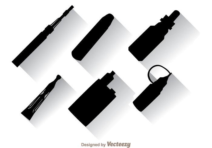 Iconos Vape Negro