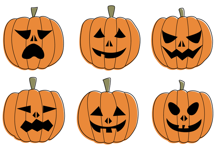 free pumpkin vector - download free vector art, stock graphics