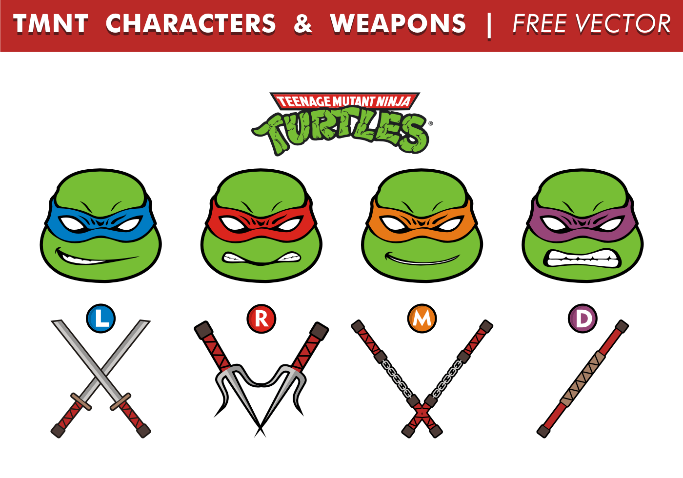TMNT Characters & ...