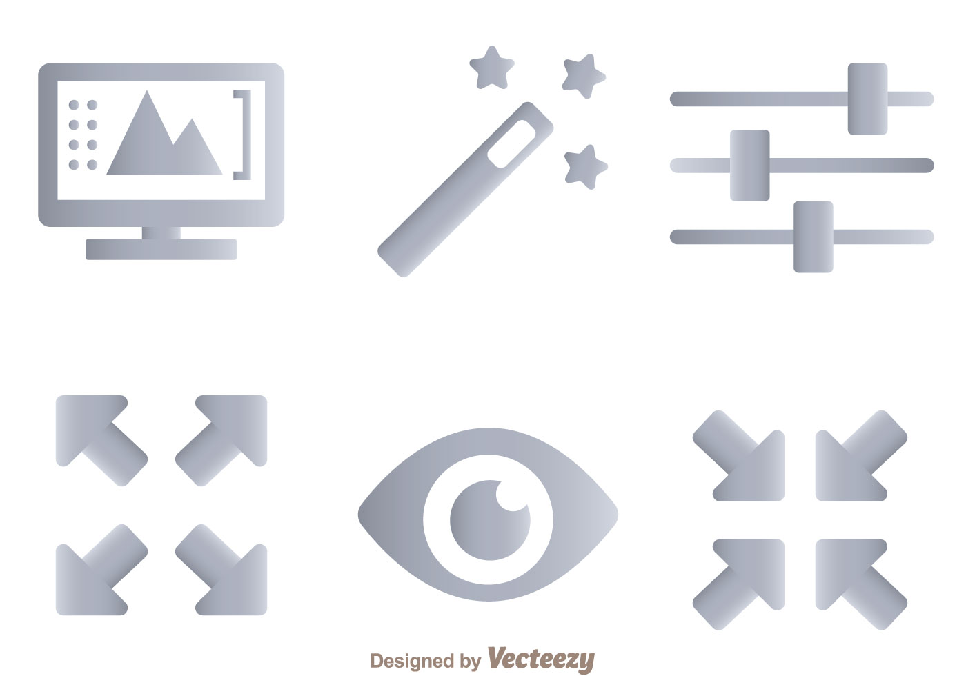 Photo Editing Tool Icons Download Free Vector Art Stock