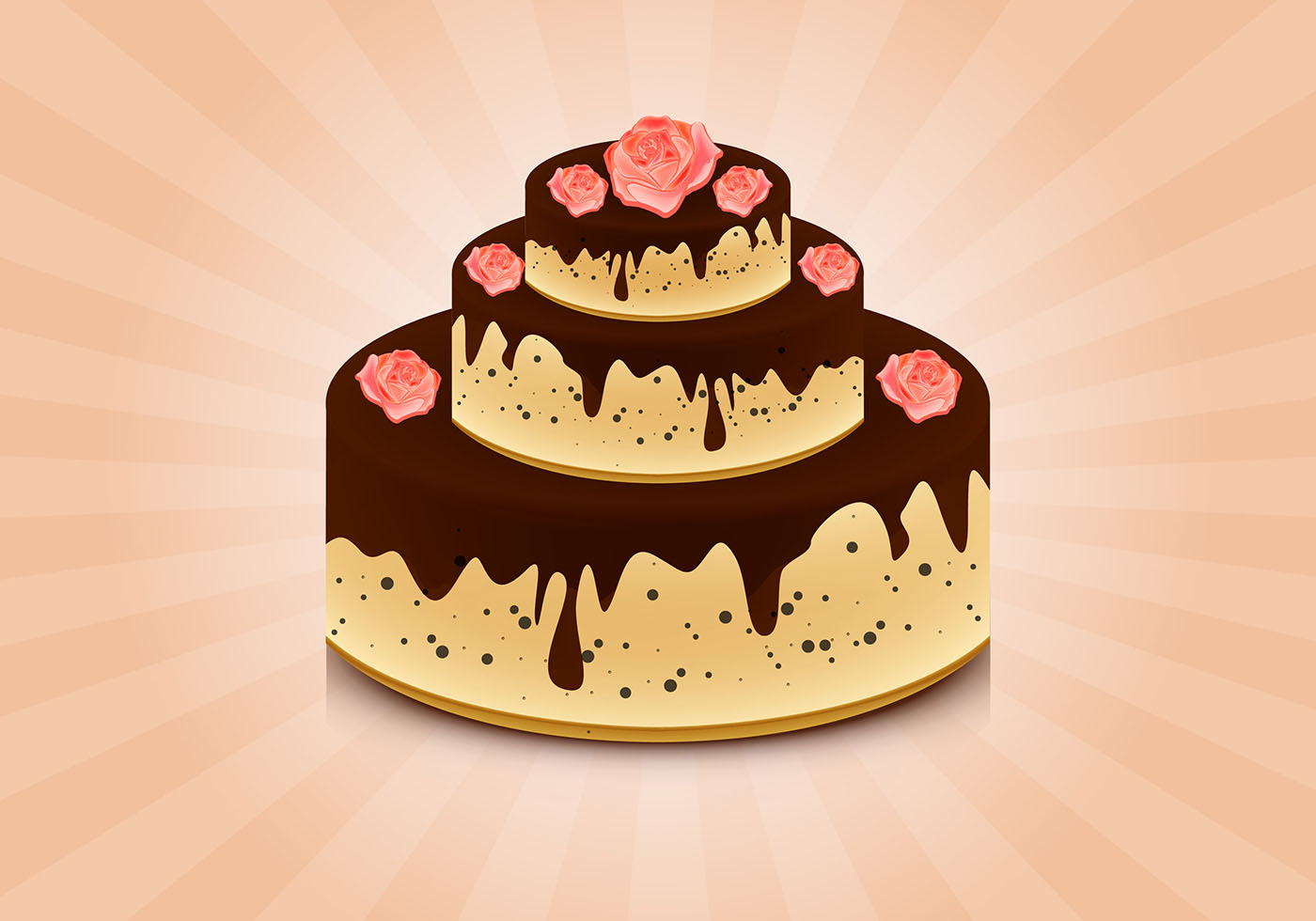 q 版蛋糕 免費下載 | 天天瘋後製