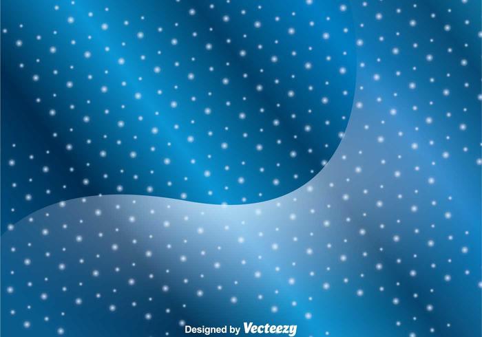Star Blue Background