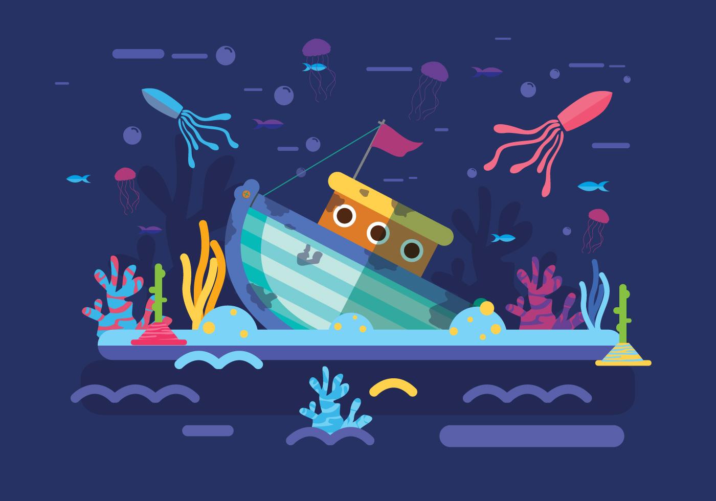海洋卡通 免費下載   天天瘋後製