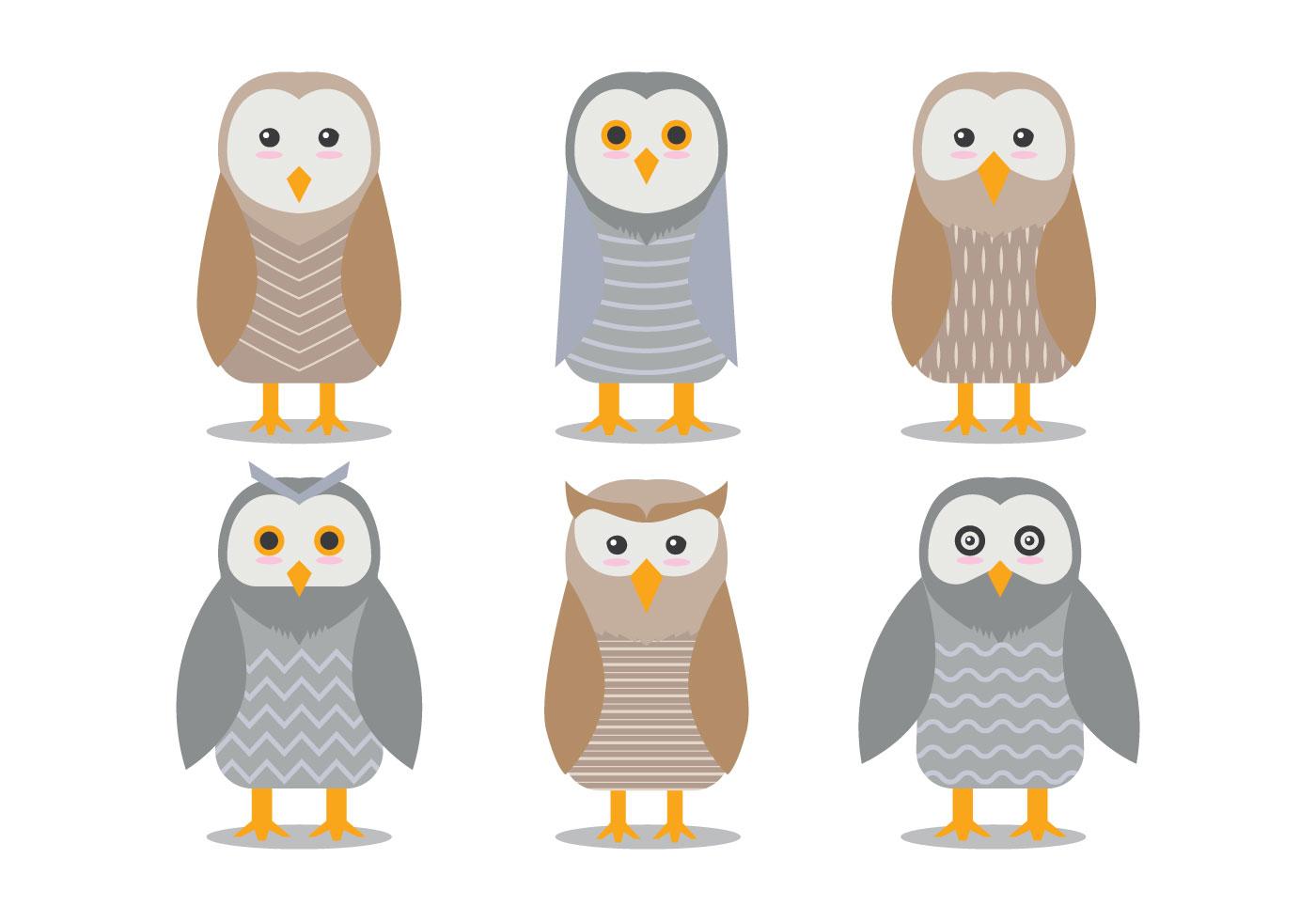 Barn Owl Vectors Download Free Vector Art Stock