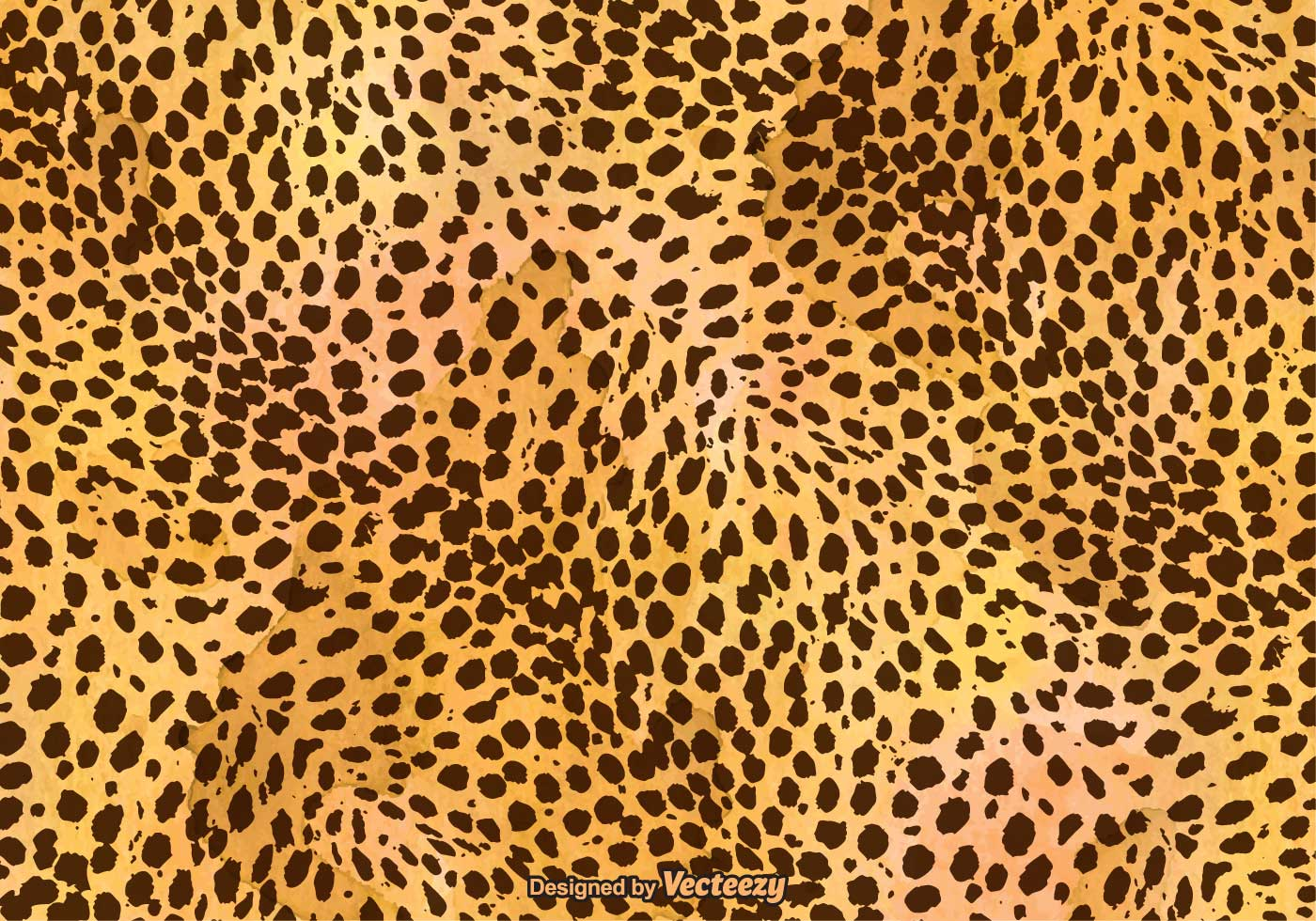 Free Vector Leopard Print Background - Download Free ...