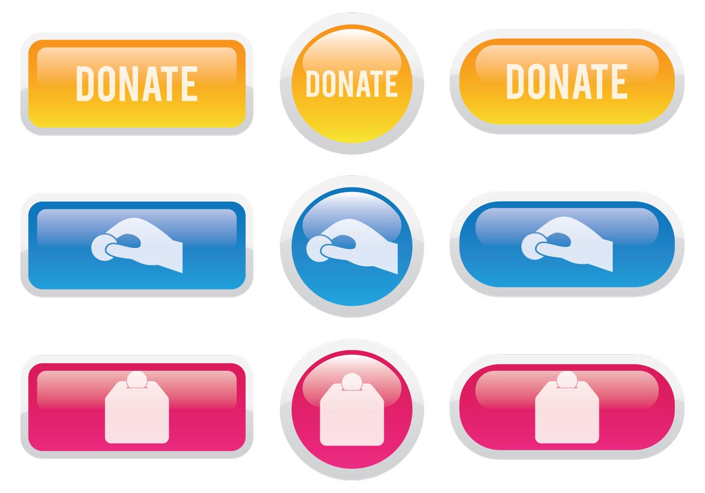 Buttons Free Vector Art - (25722 Free Downloads)