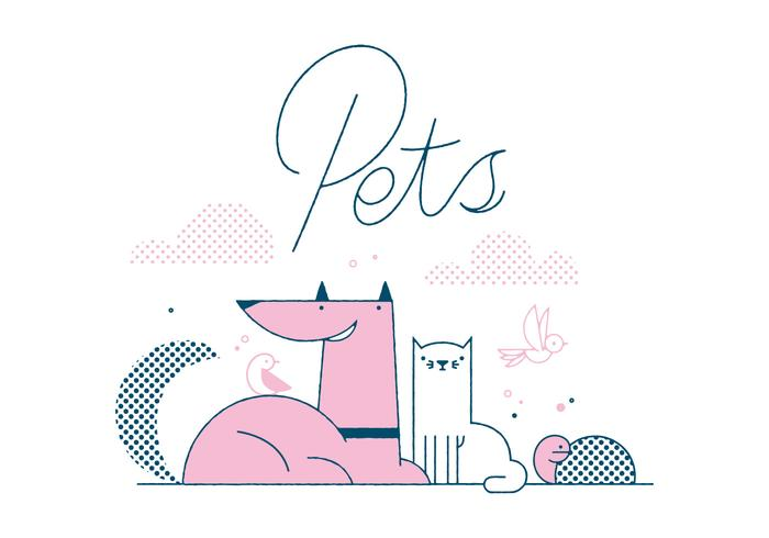 Free Pets Vector