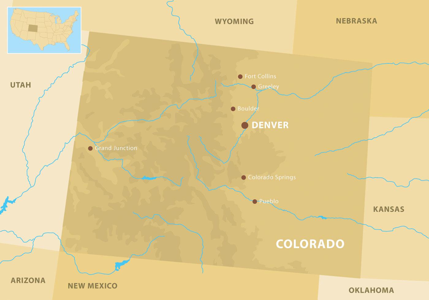 Denver Mountains Free Vector Art - (2034 Free Downloads)