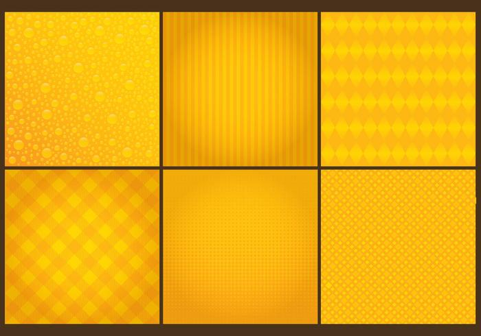 Yellow Background Vectors